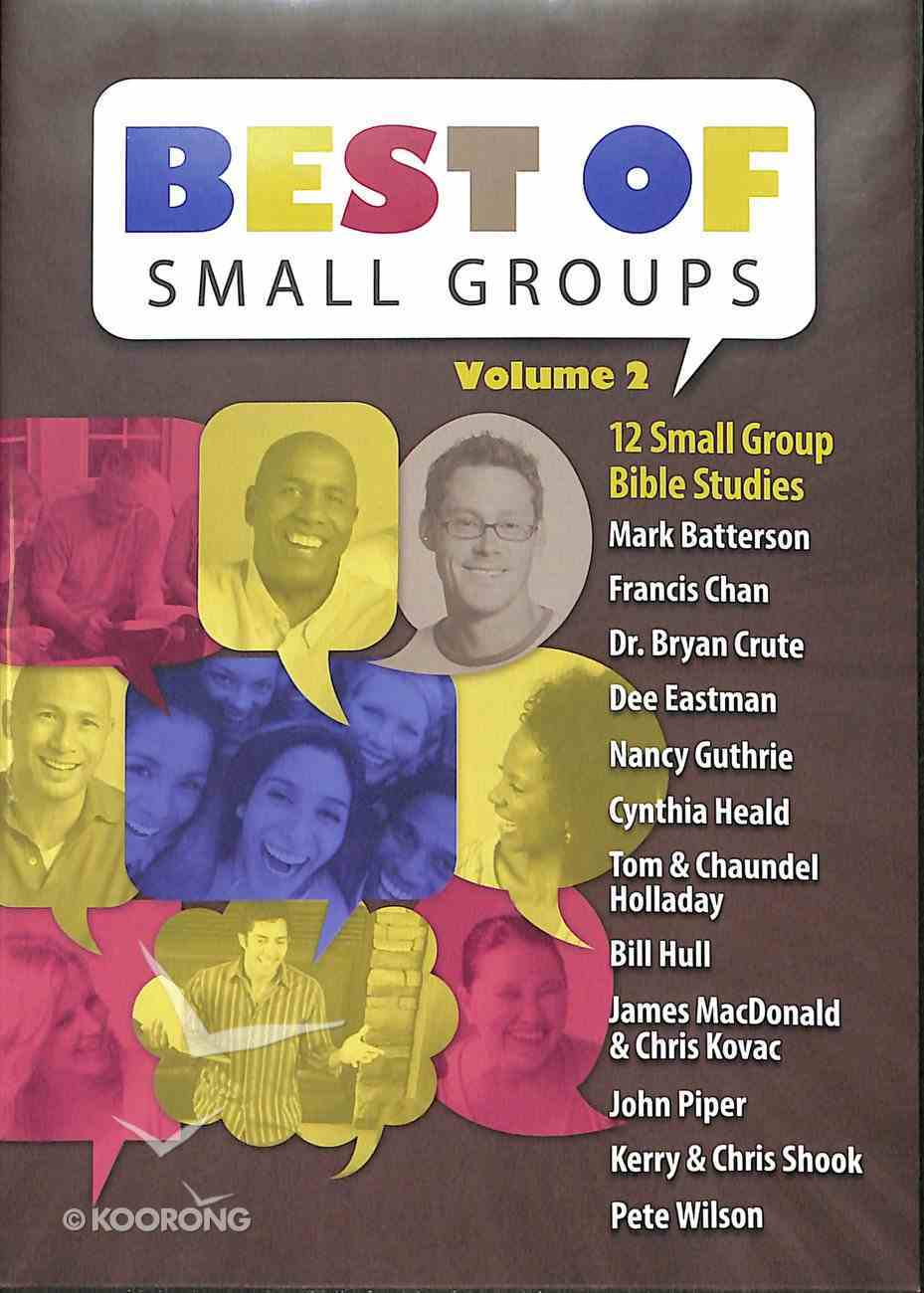 Best of Small Groups #02: (2 Dvds) DVD