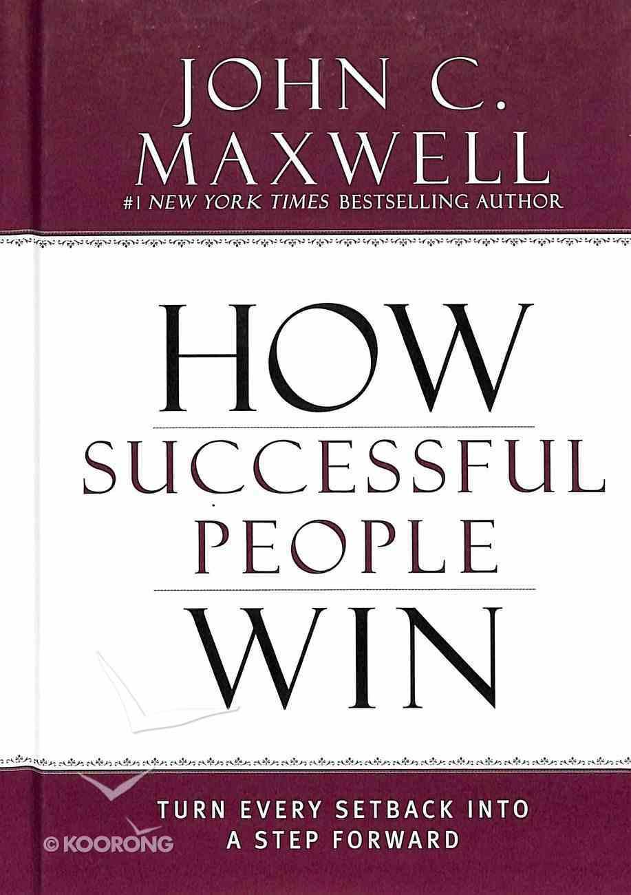 How Successful People Win Hardback