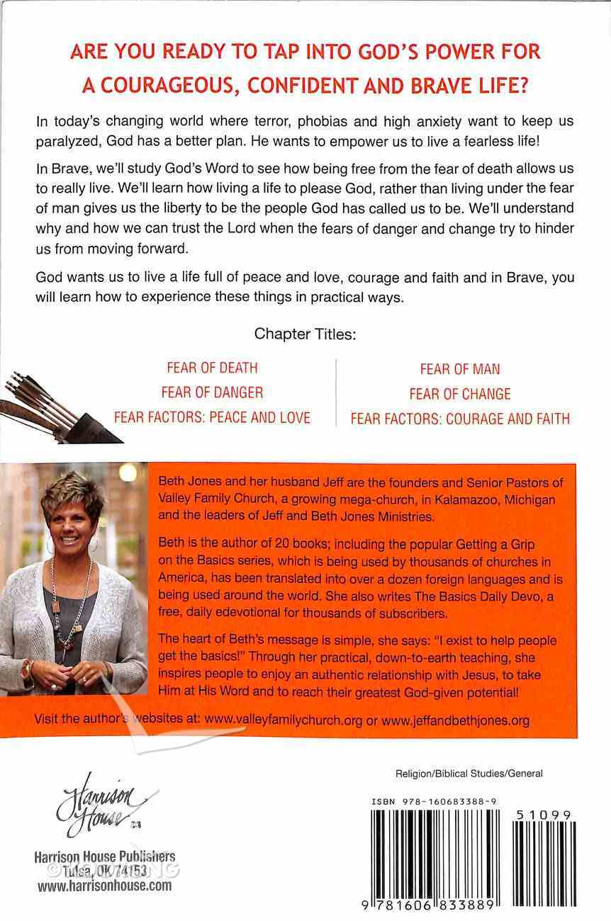 Brave (Life Basics Bible Studies Series) Paperback