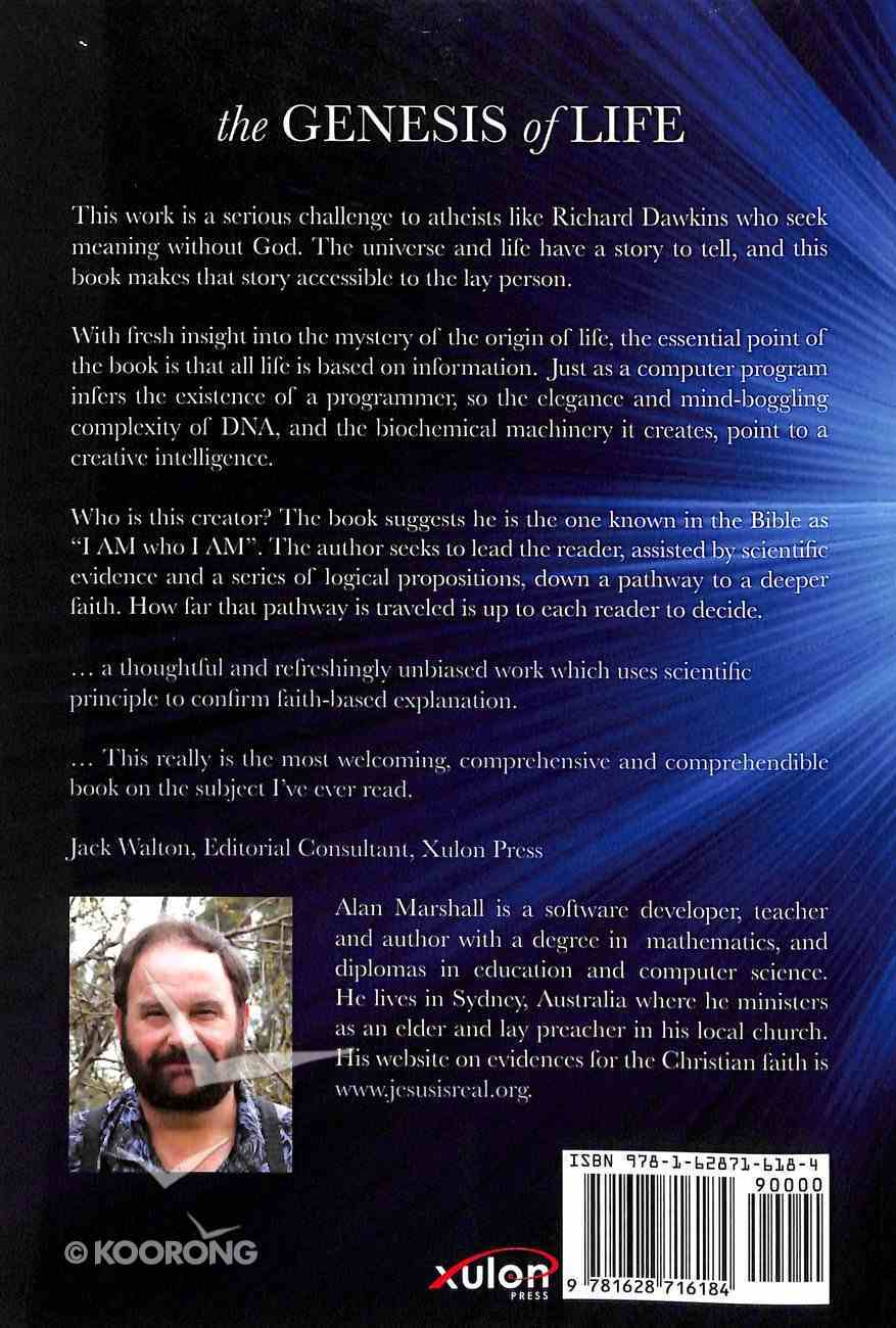 The Genesis of Life Paperback