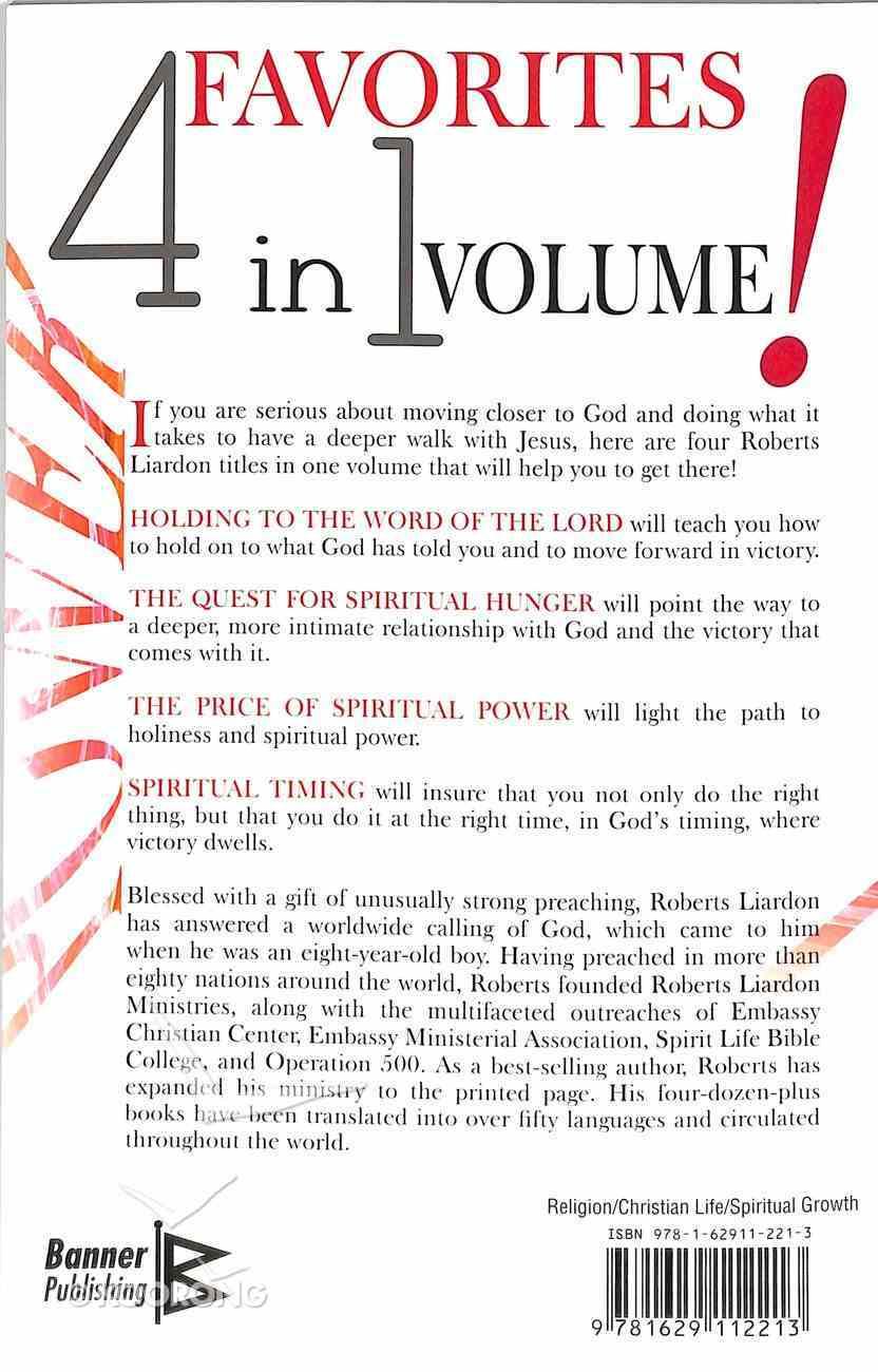 Price of Spiritual Power (4 Books In 1) Paperback