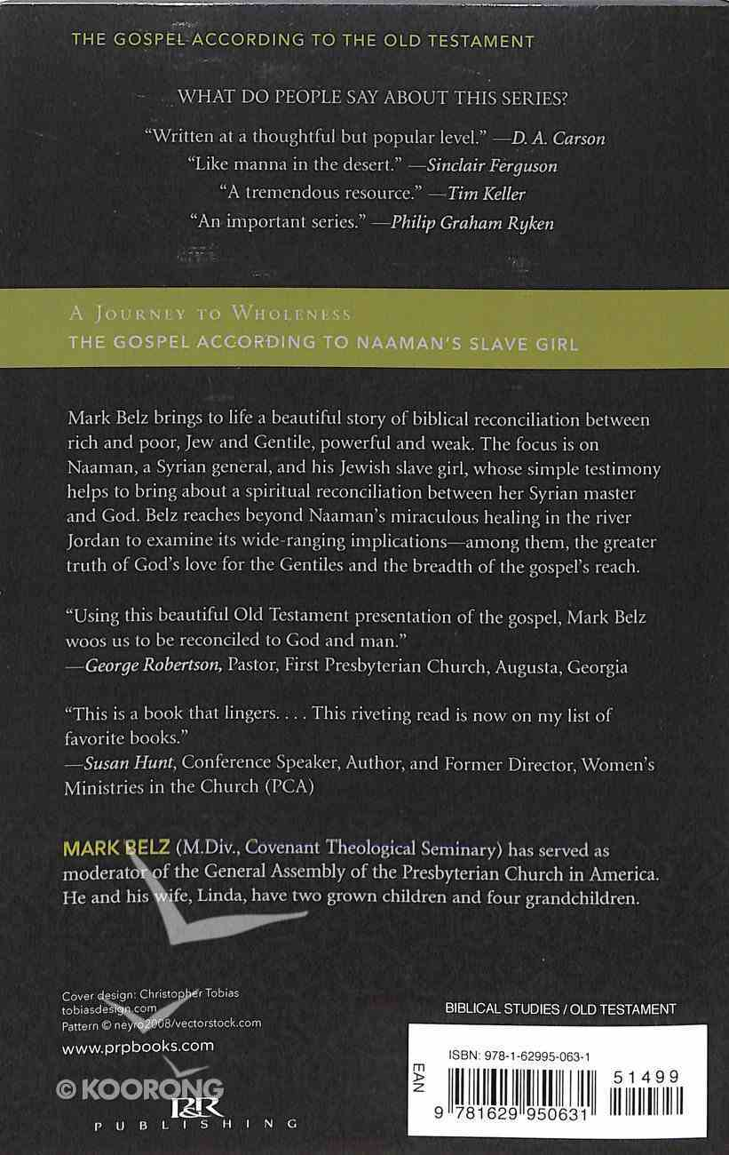 A Journey to Wholeness (Gospel According To The Old Testament Series) Paperback
