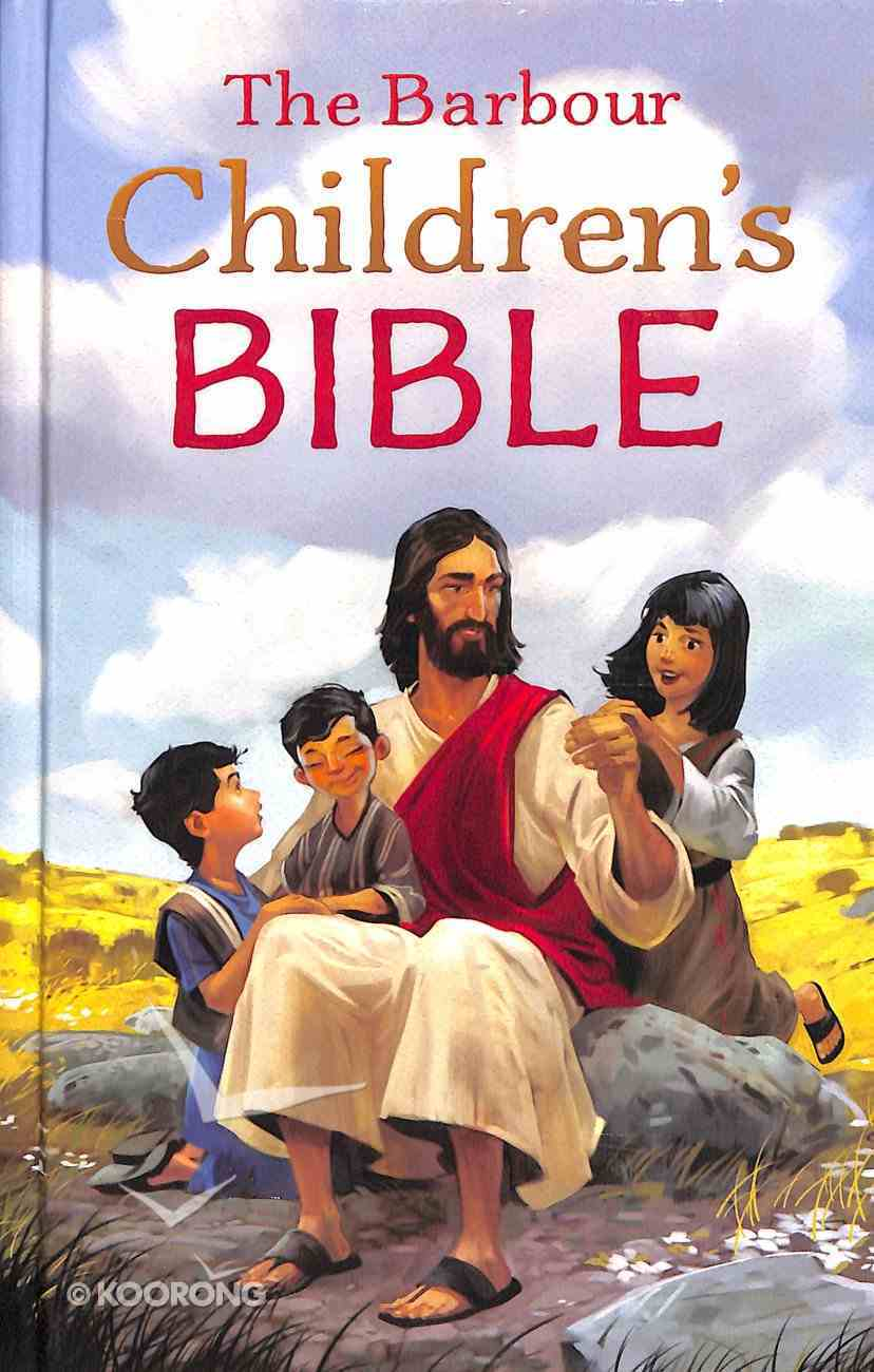 The Barbour Children's Bible Hardback