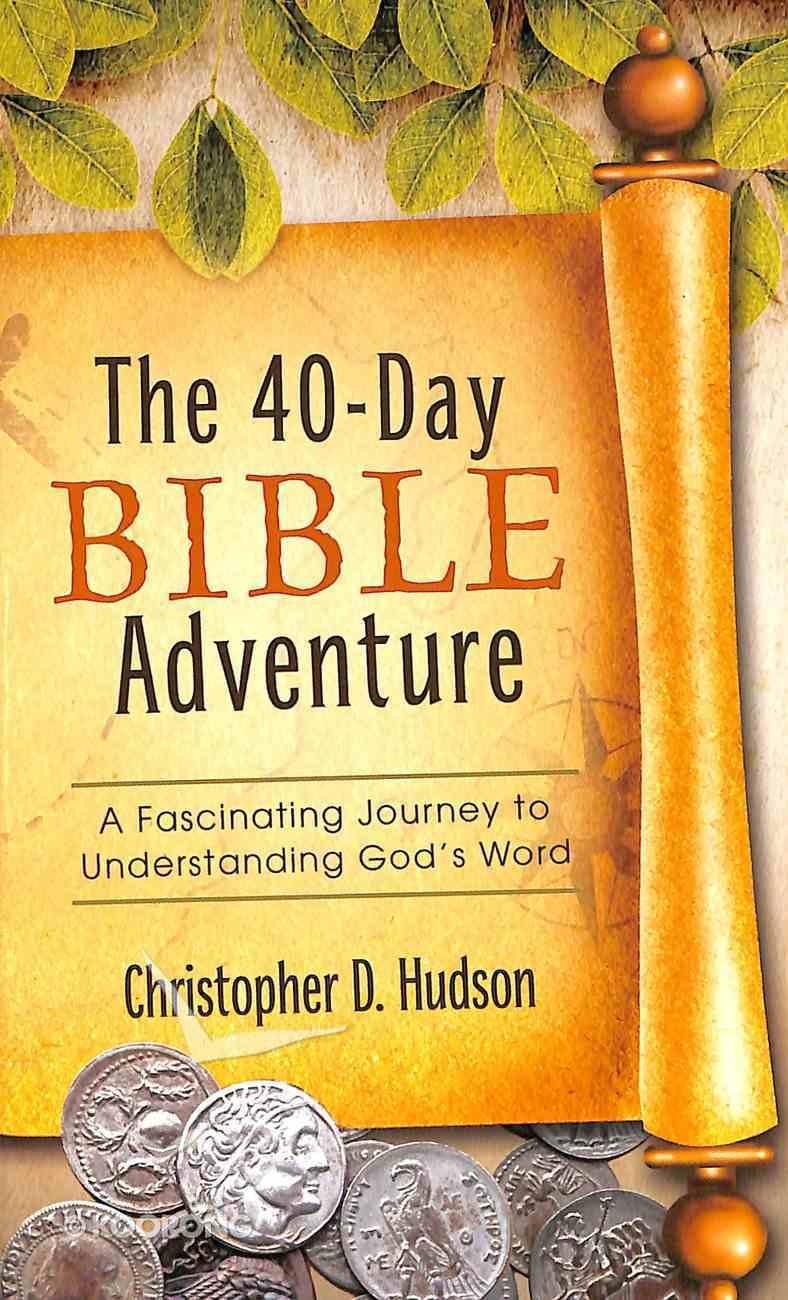 Value Books: The 40-Day Bible Adventure Mass Market