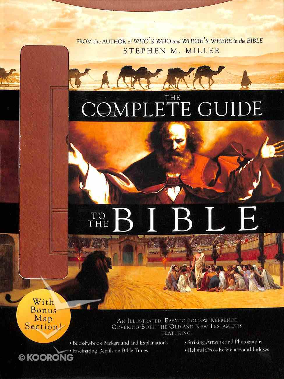 The Complete Guide to the Bible Paperback