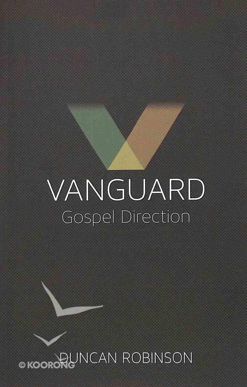 Vanguard Paperback