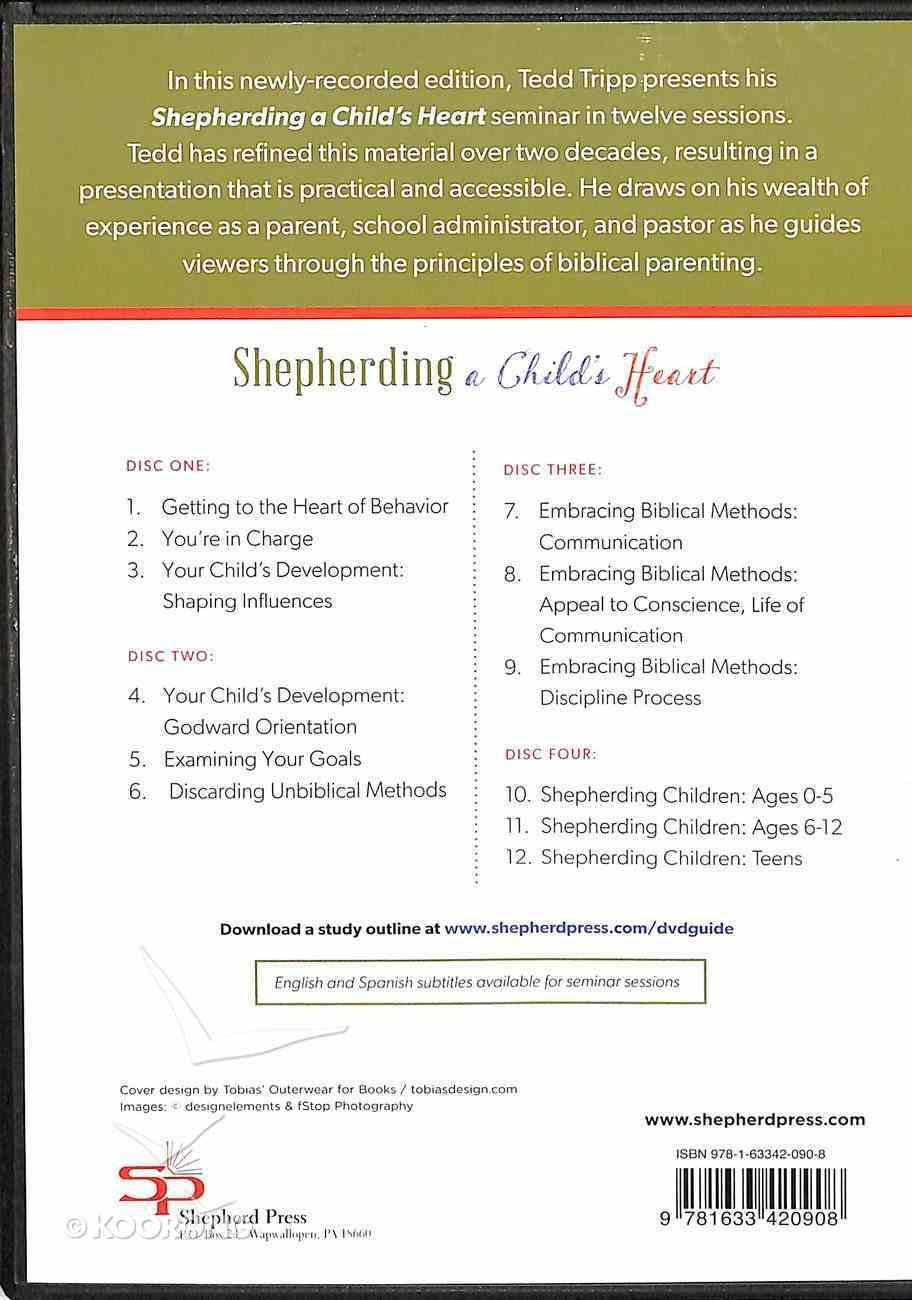 Shepherding a Child's Heart (Dvd) DVD