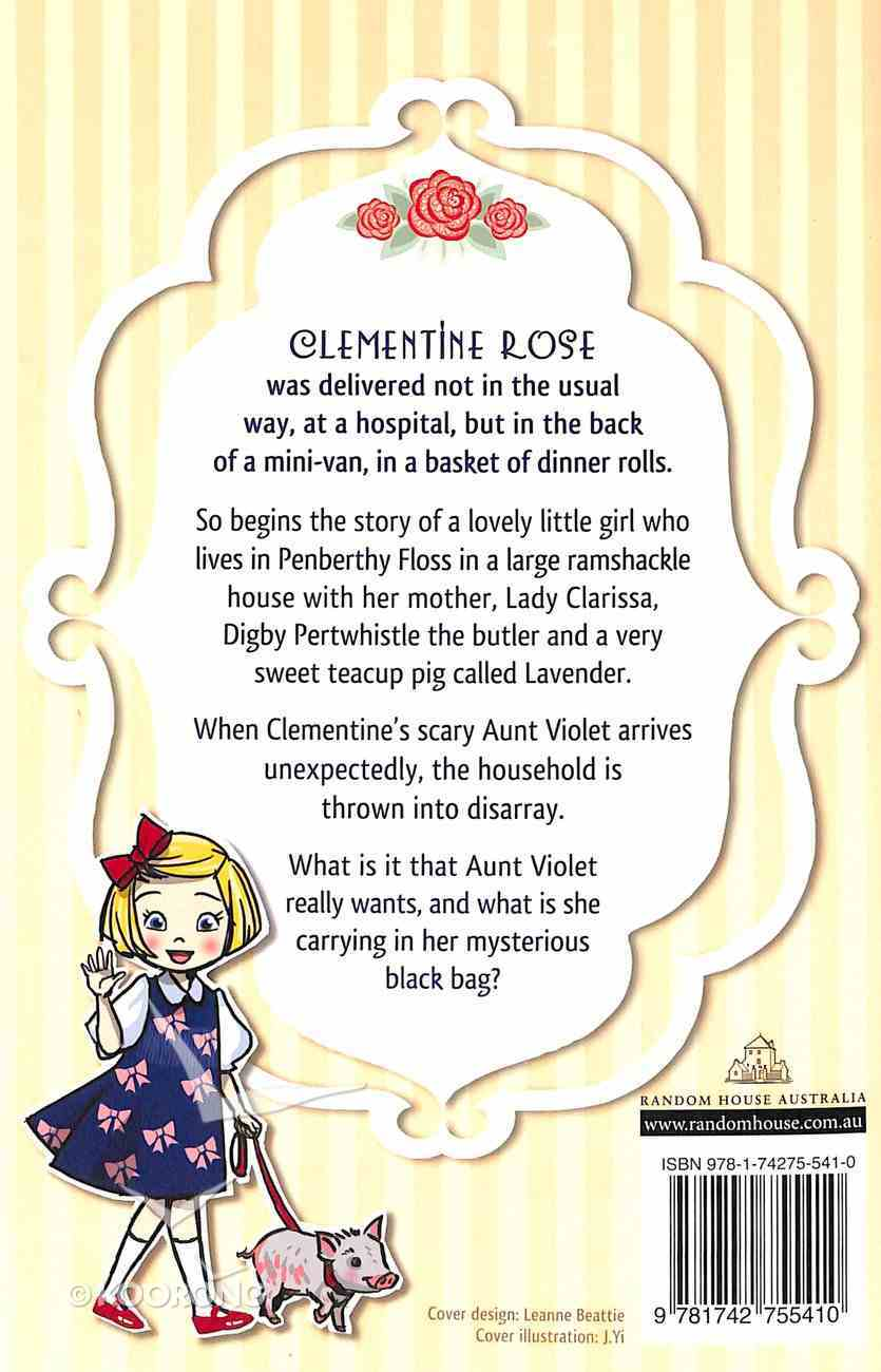 Clementine Rose and the Surprise Visitor (Clementine Rose Series) Paperback