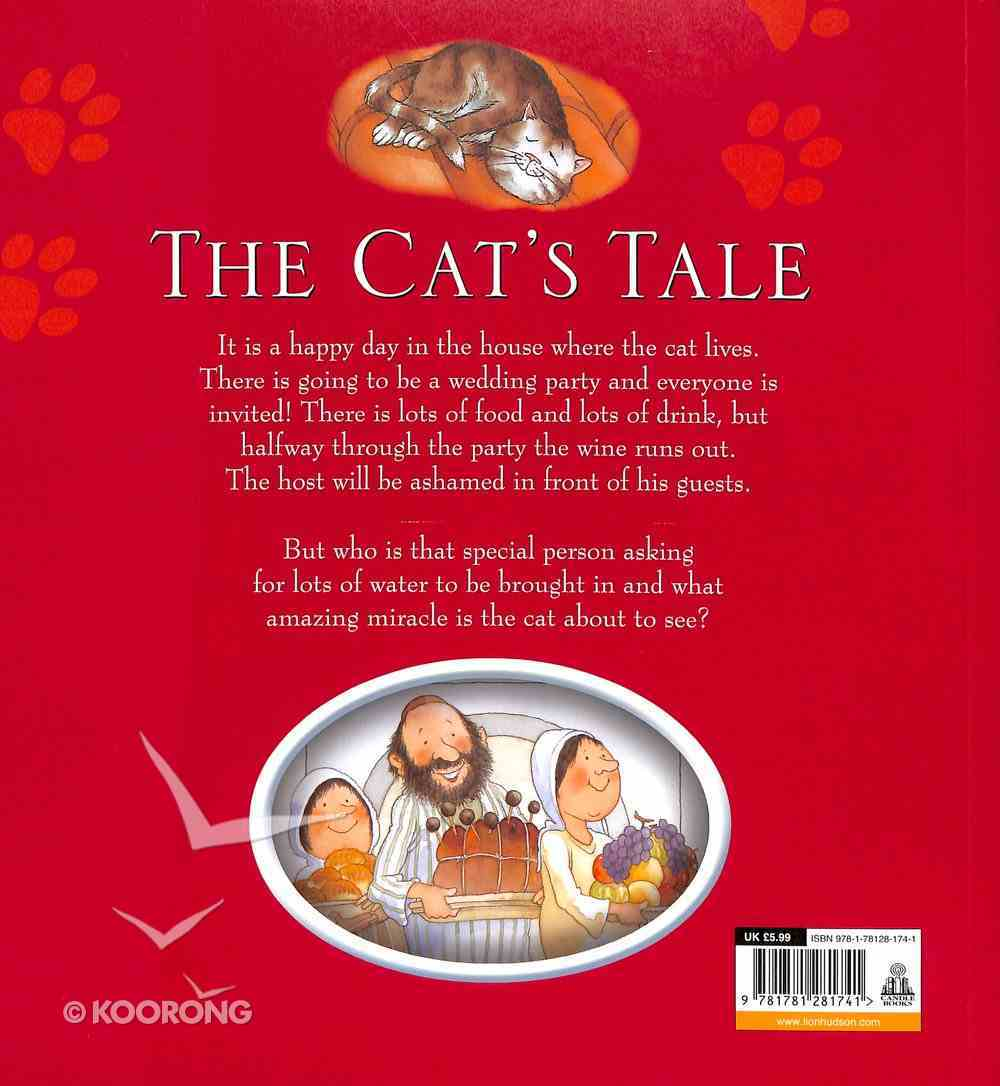 Cat's Tale, the - Jesus At the Wedding (Animal Tales Series) Paperback
