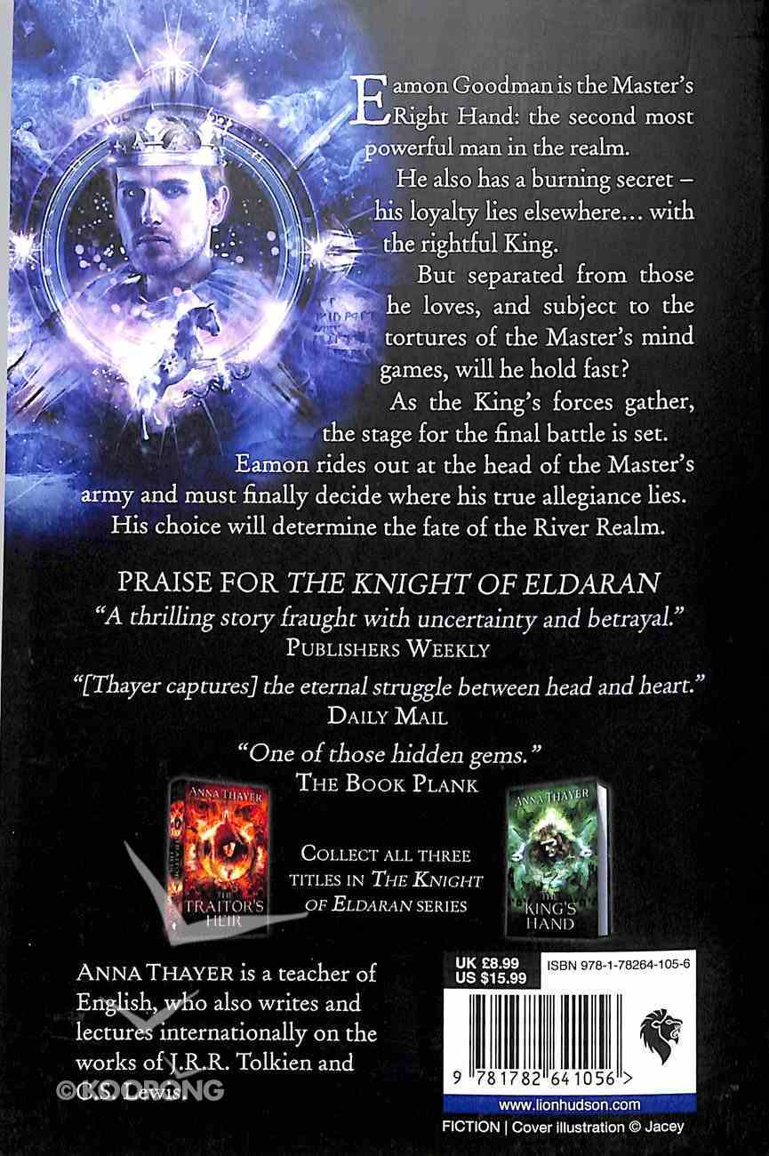 The Broken Blade (#03 in Knight Of Eldaran Series) Paperback