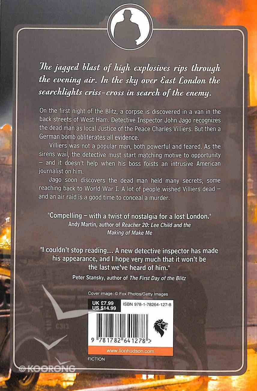 Direct Hit (#01 in The Blitz Detective Series) Paperback