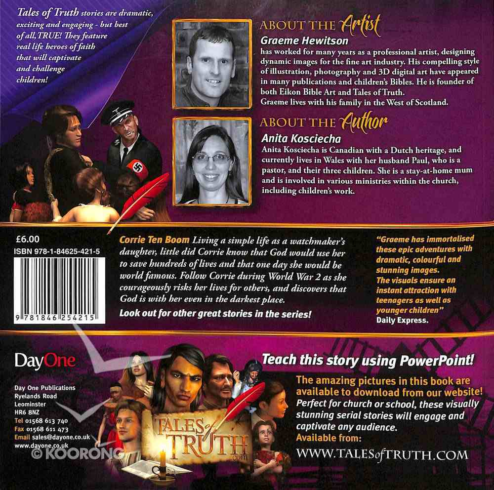 Corrie Ten Boom (Tales Of Truth Series) Paperback