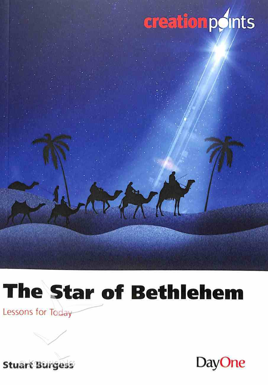 The Star of Bethlehem (Creation Points Series) Paperback