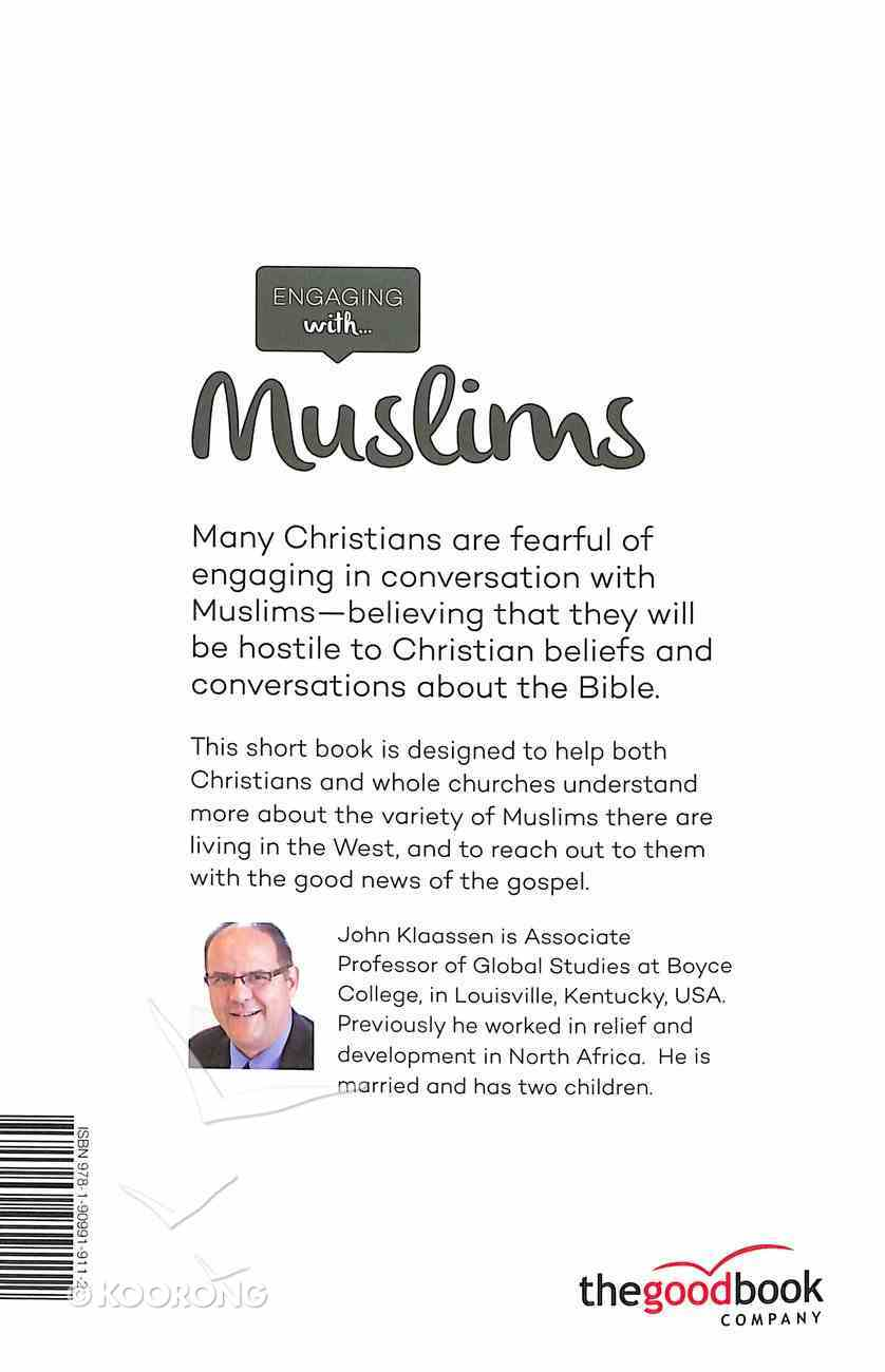 Engaging With Muslims Paperback