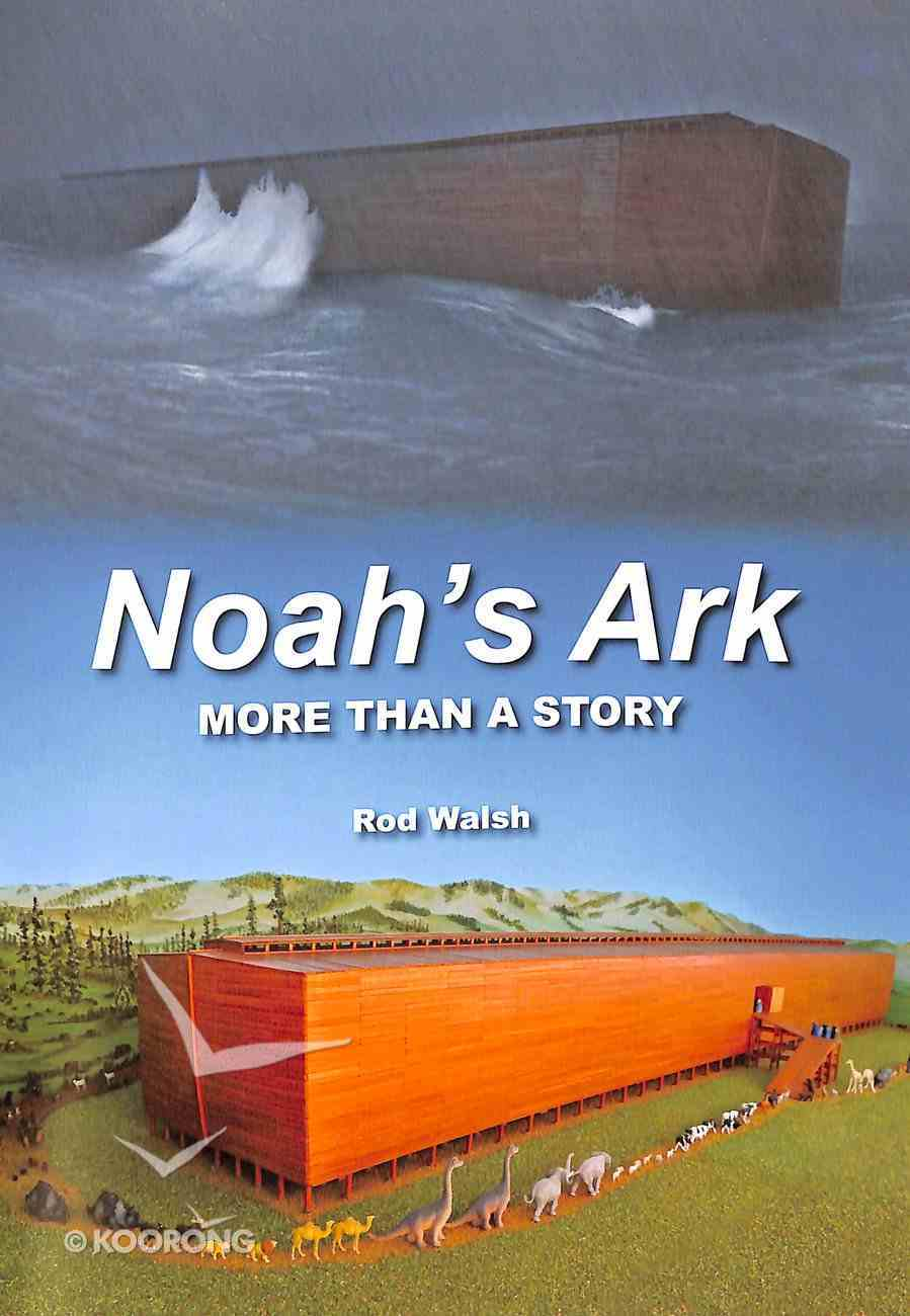 Noah's Ark: More Than a Story Booklet