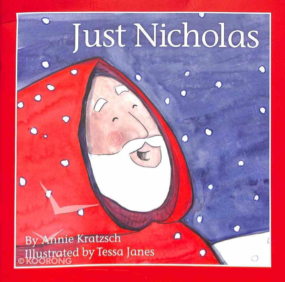 Just Nicholas Paperback