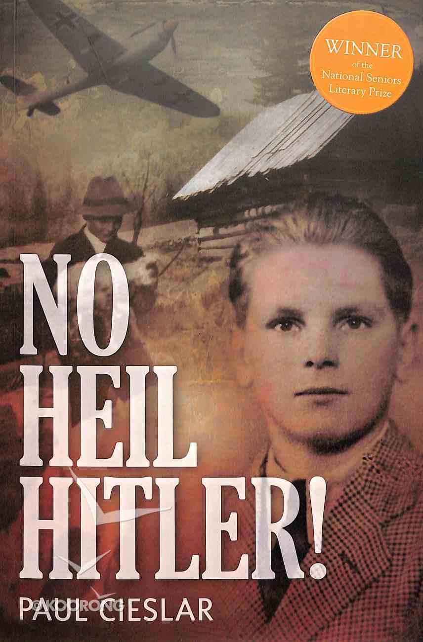 No Heil Hitler! Paperback