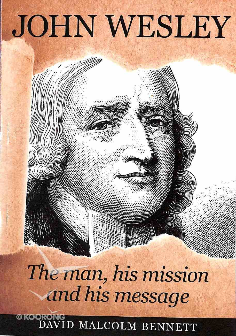 John Wesley Paperback