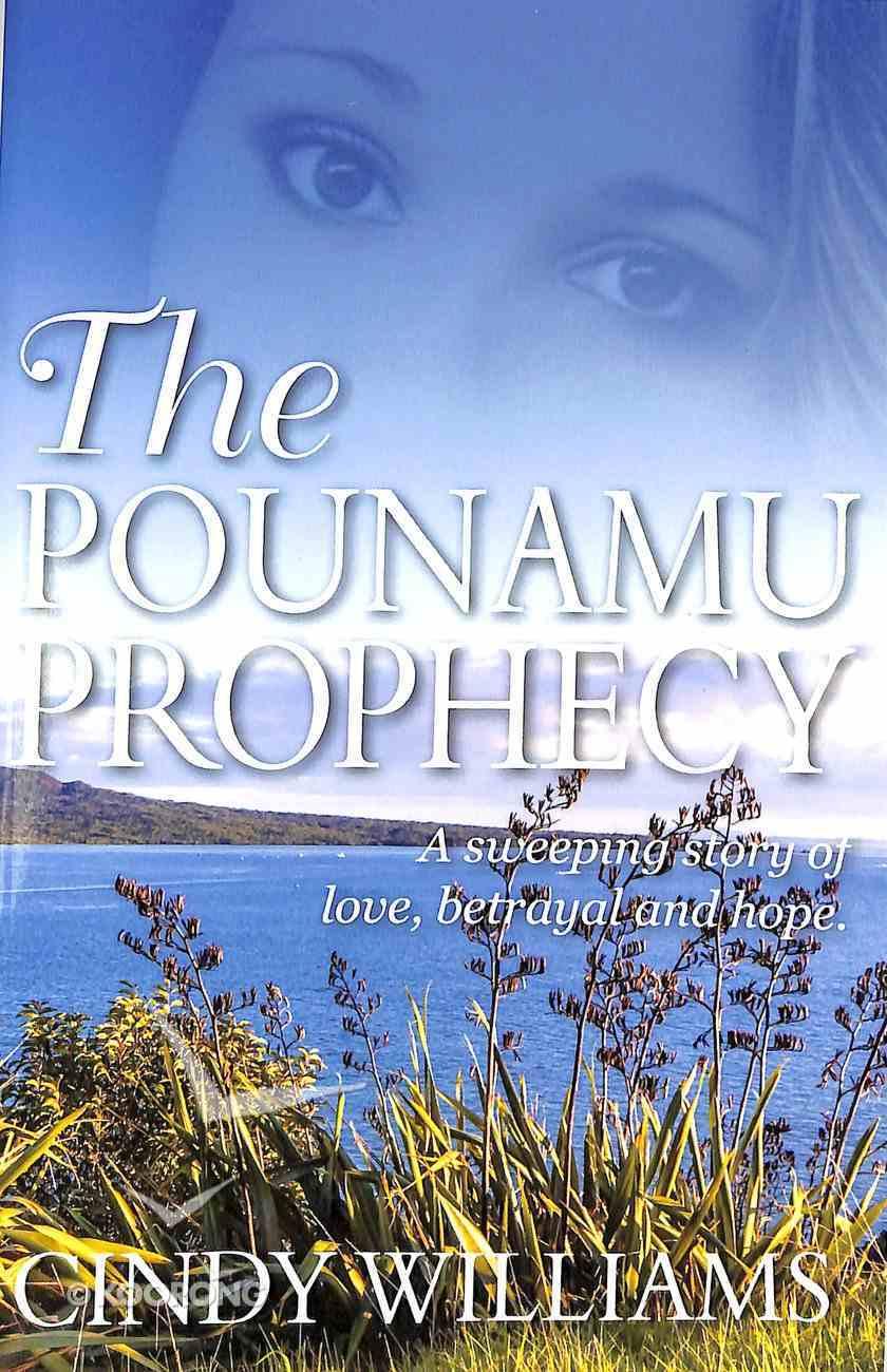 The Pounamu Prophecy Paperback
