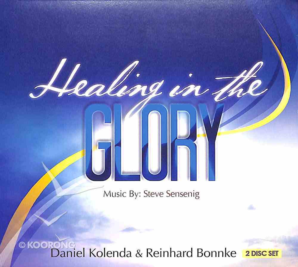 Healing in the Glory CD