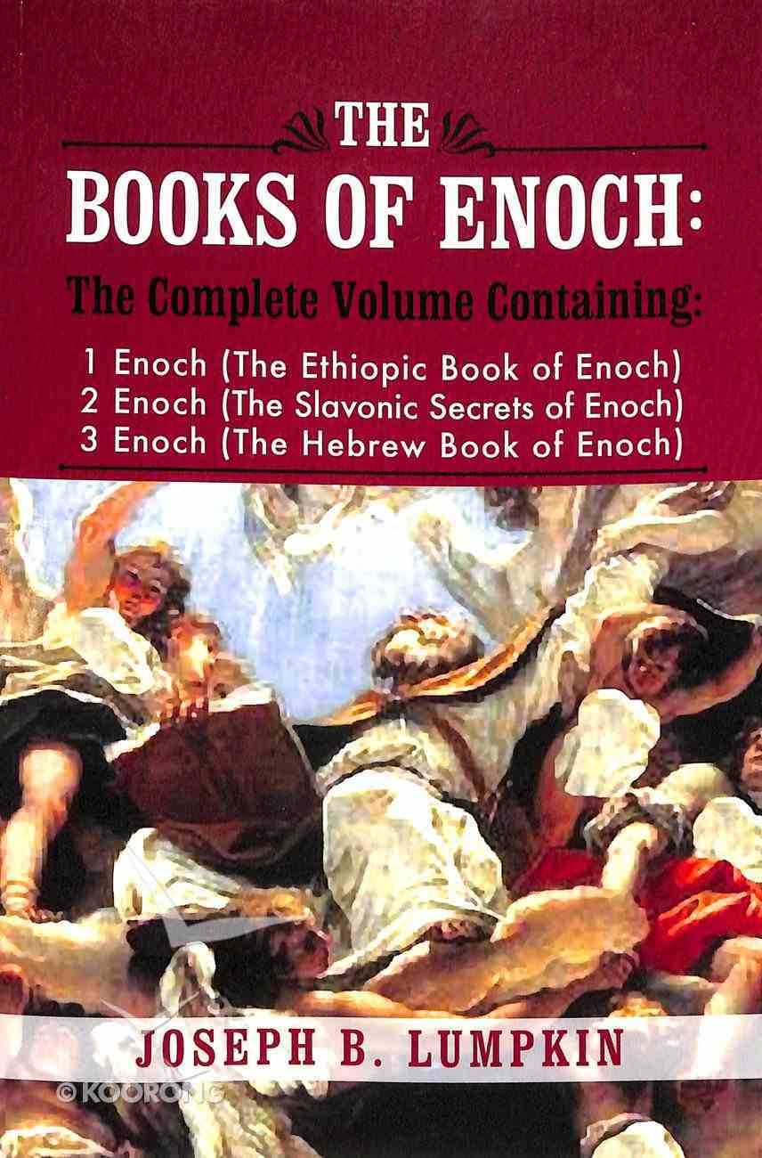 The Books of Enoch (3-in-1) Paperback