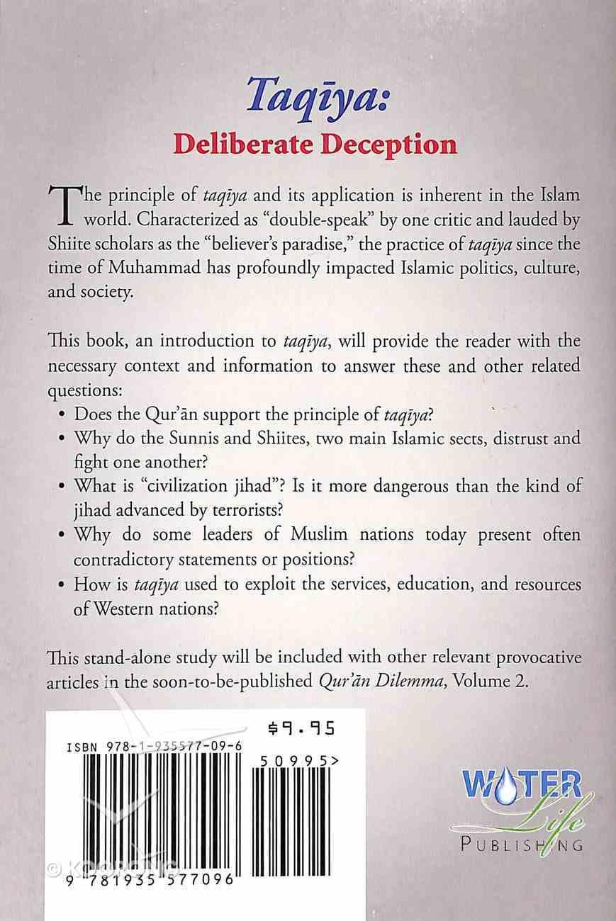 Taqiya Booklet