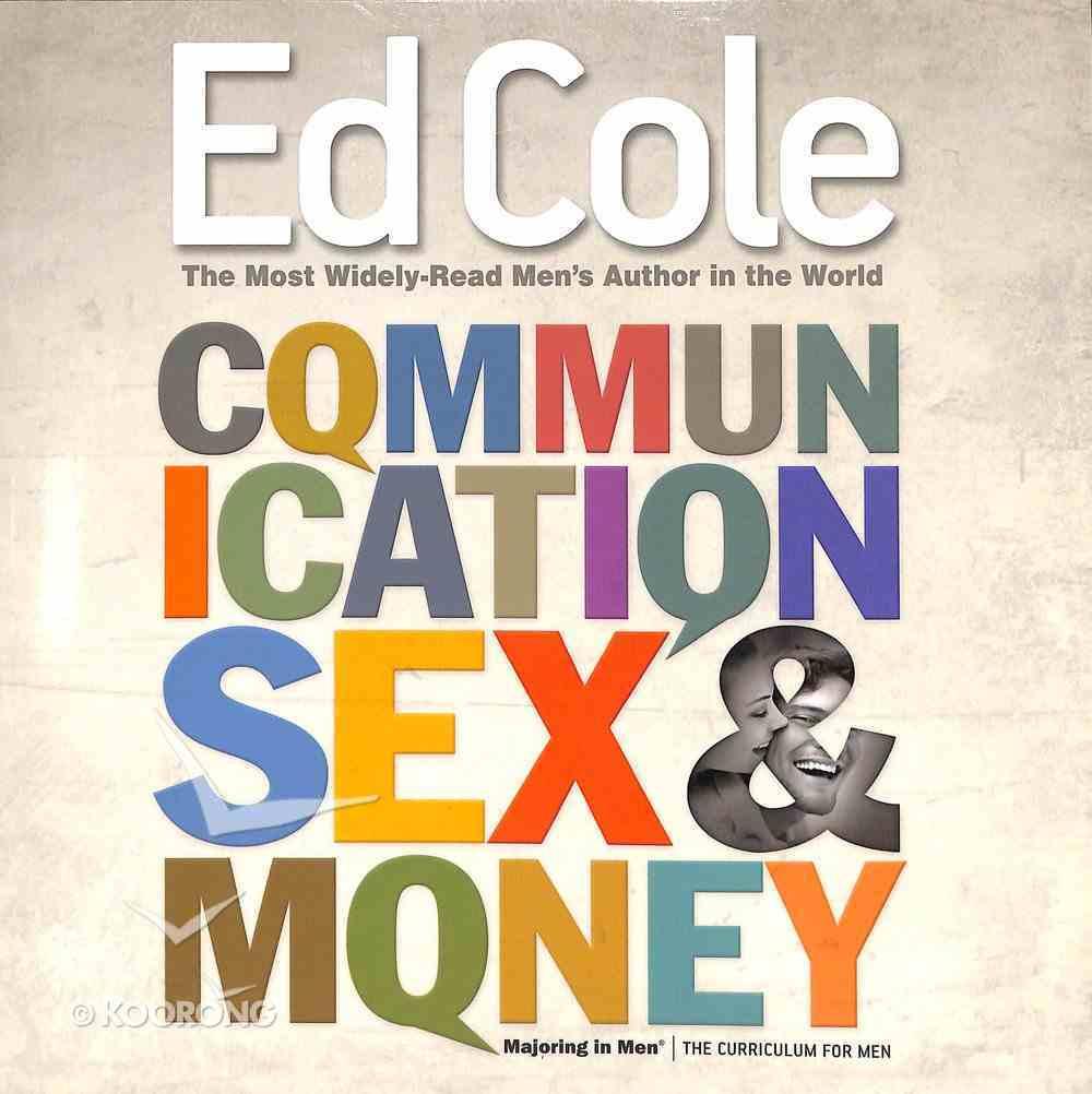 Communication, Sex & Money (Workbook) Paperback