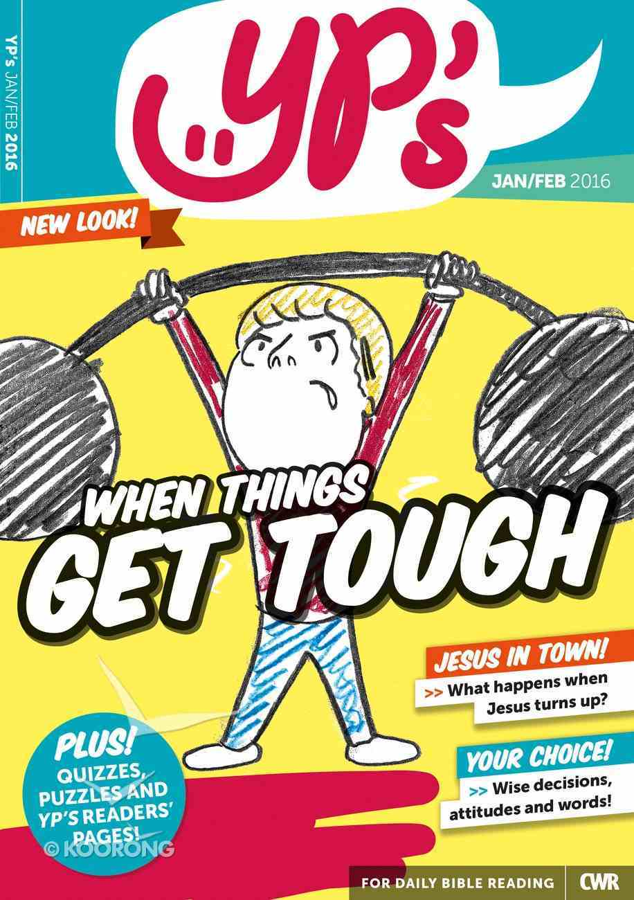 EDWJ: Yp's 2016 #01: Jan-Feb Paperback