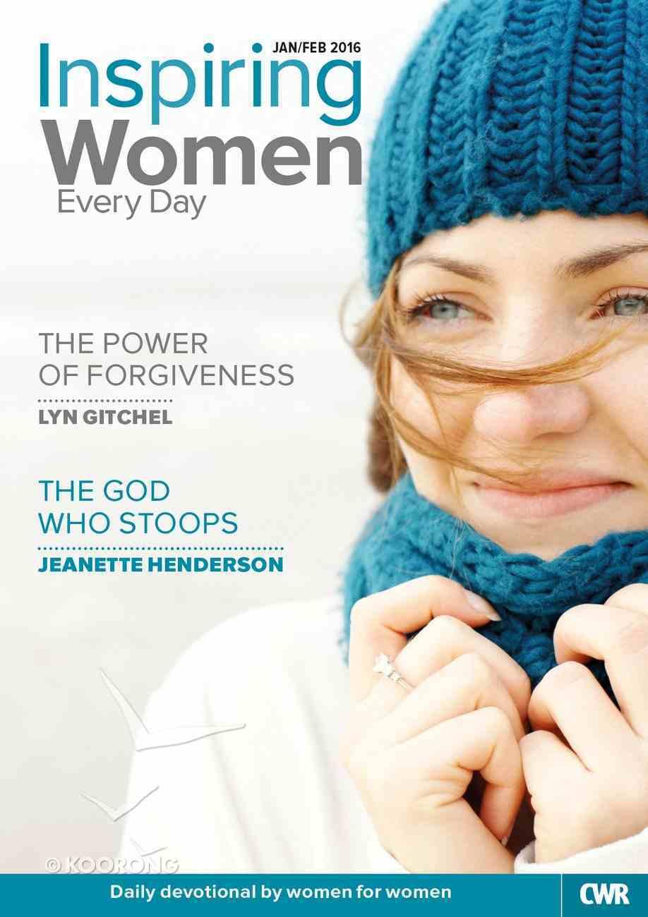 Inspiring Women 2016 #01: Jan-Feb Magazine