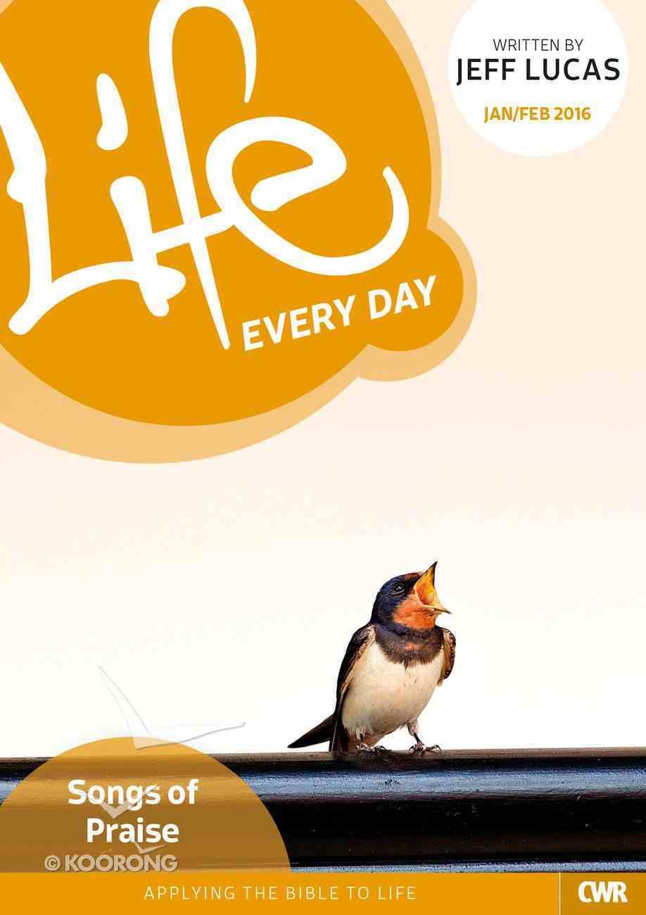 Loled 2016 #01: Jan-Feb (Lucas On Life Every Day) Magazine