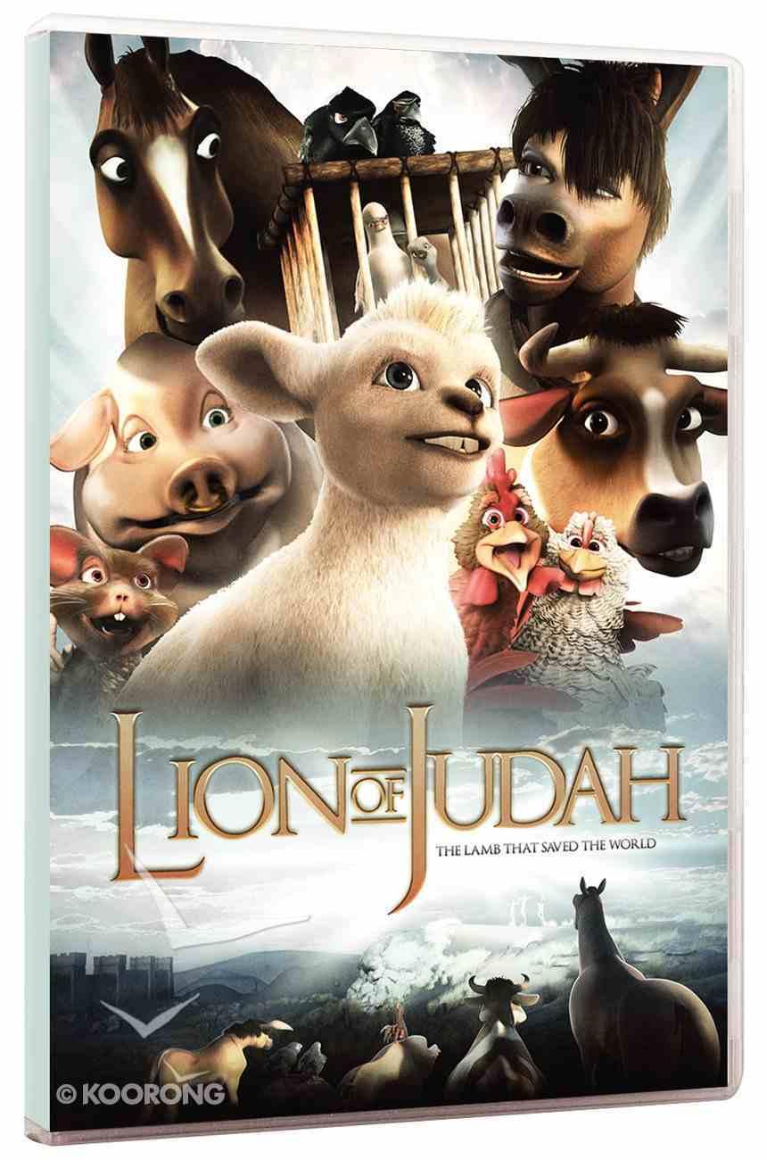 Scr DVD Lion of Judah, the Screening Licence Digital Licence