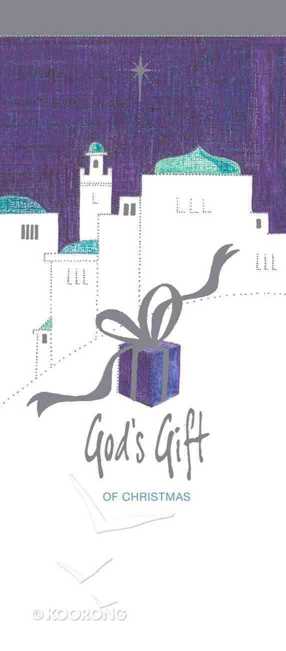 Christmas Boxed Cards: God's Gift of Christmas Box