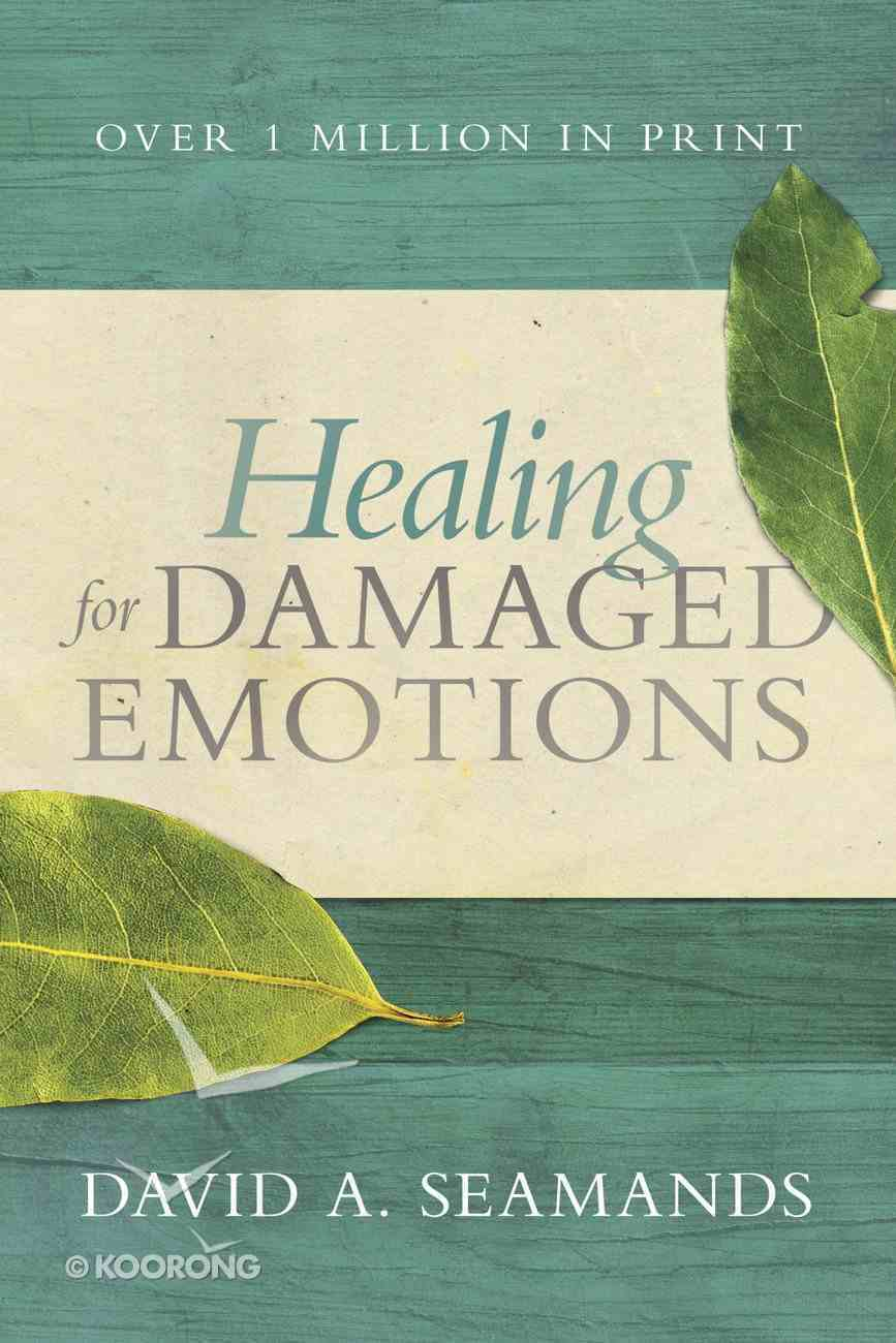 Healing For Damaged Emotions Paperback