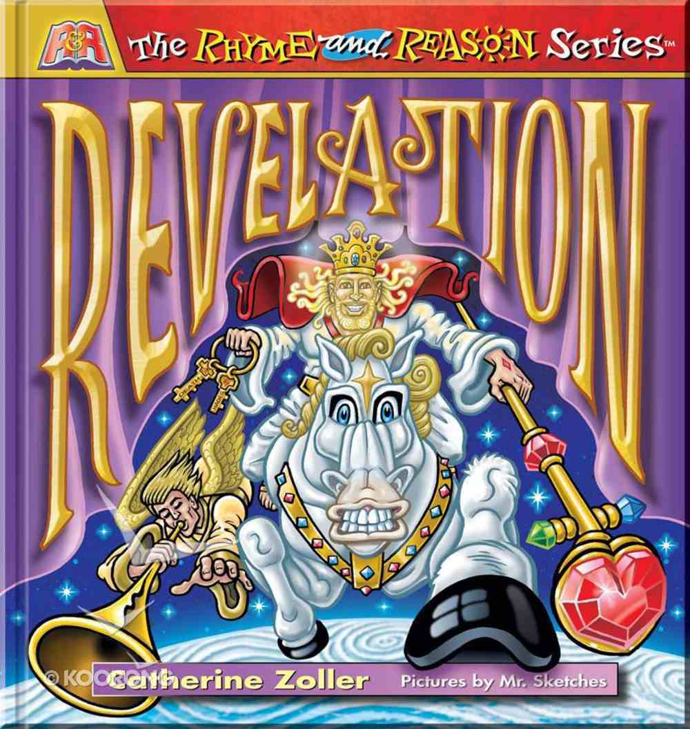 Revelation (#05 in The Rhyme And Reason Series) Hardback