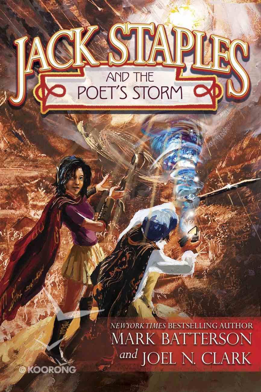 The Poet's Storm (Jack Staples Series) Paperback