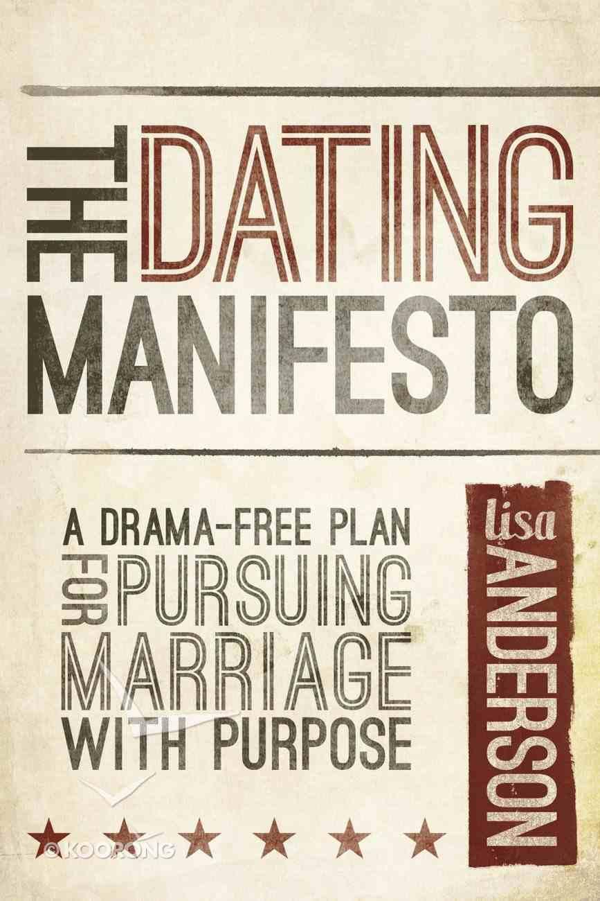 The Dating Manifesto Paperback
