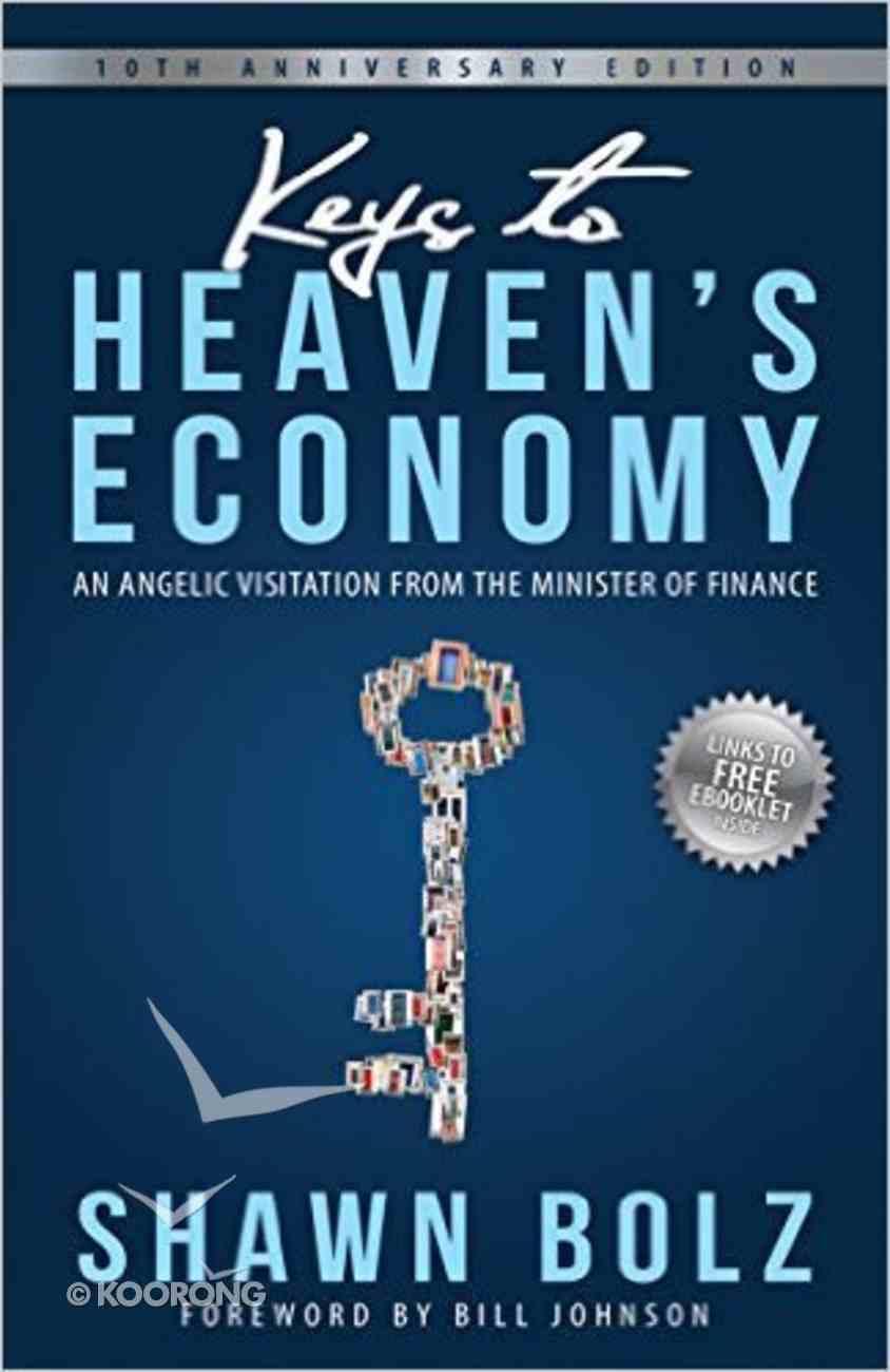 Keys to Heaven's Economy Paperback
