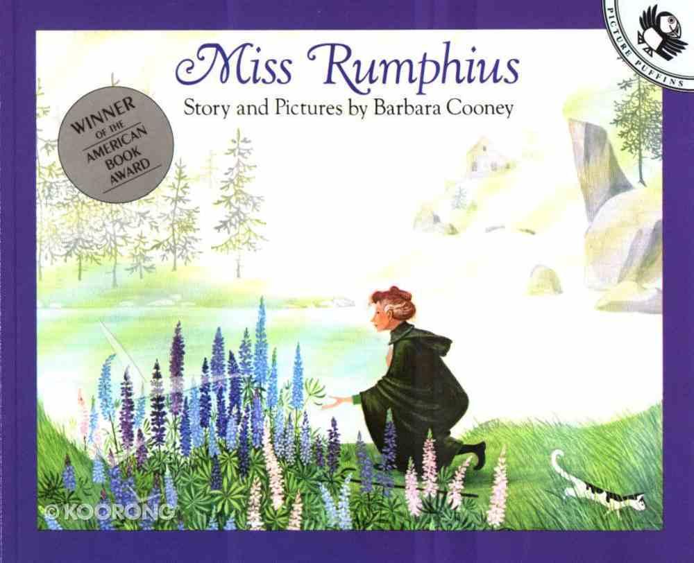 Miss Rumphius Paperback