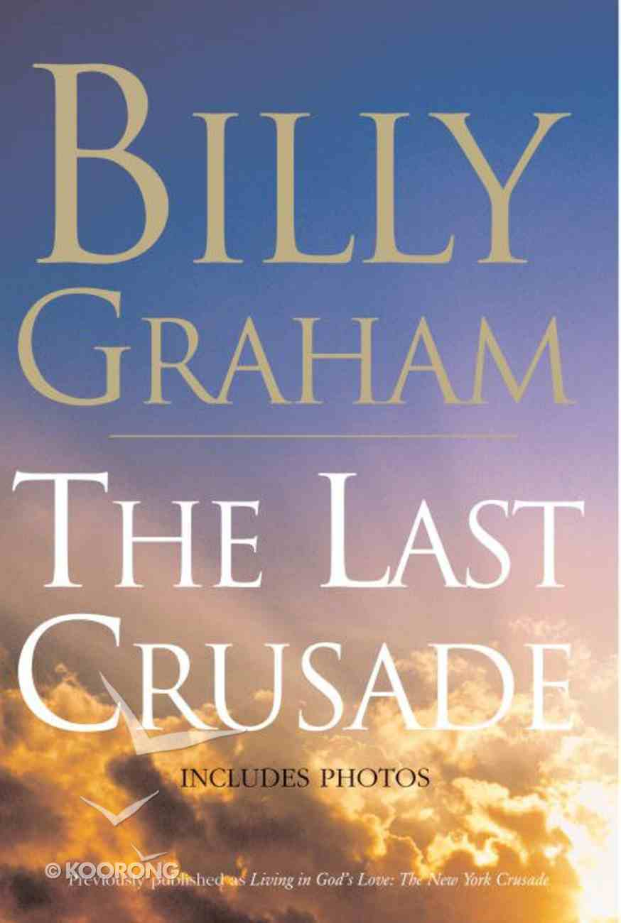 The Last Crusade Paperback