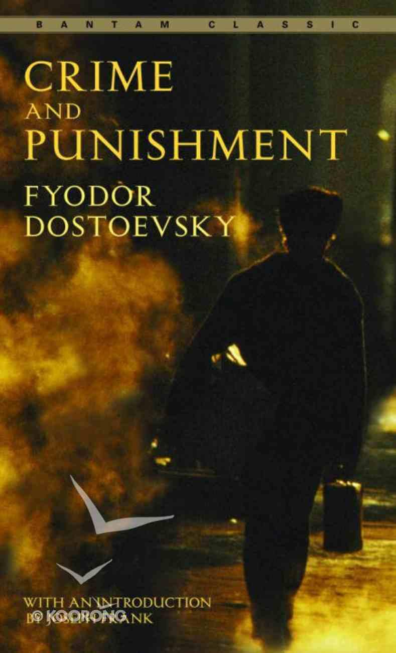 Crime and Punishment Mass Market