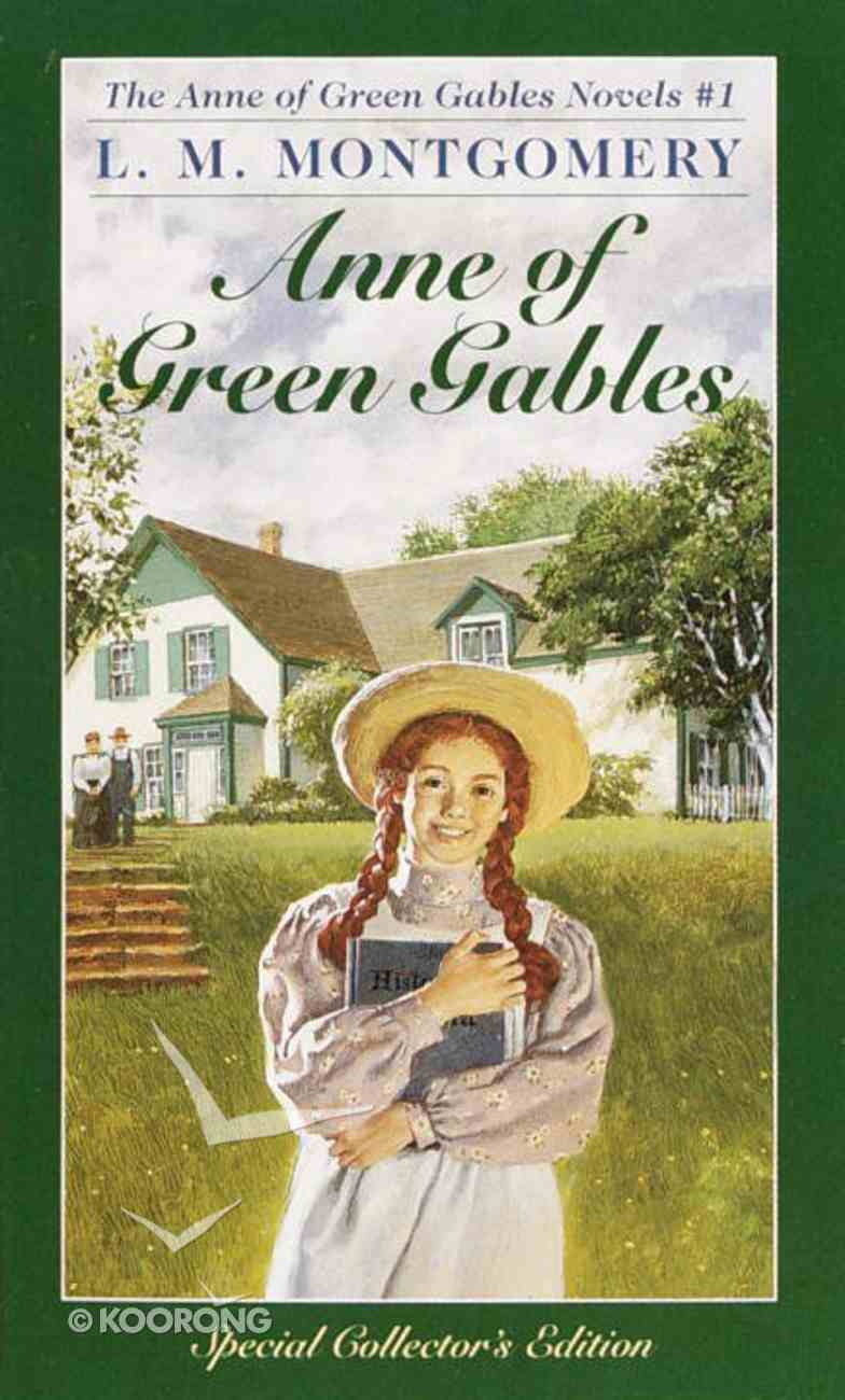 Anne of Green Gables (#01 in Anne Of Green Gables Series) Paperback