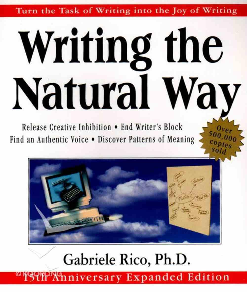 Writing the Natural Way Paperback