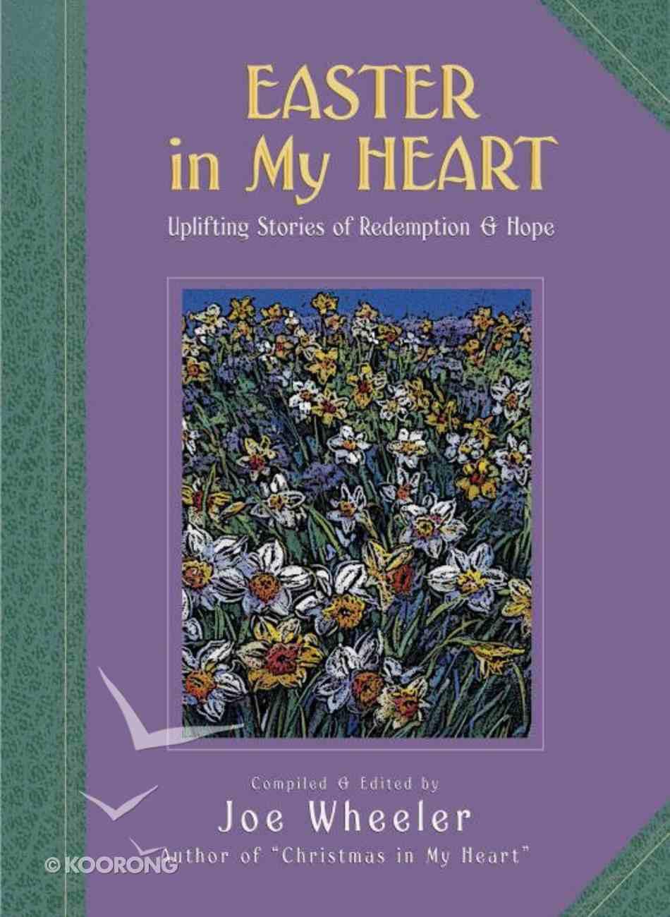 Easter in My Heart Hardback
