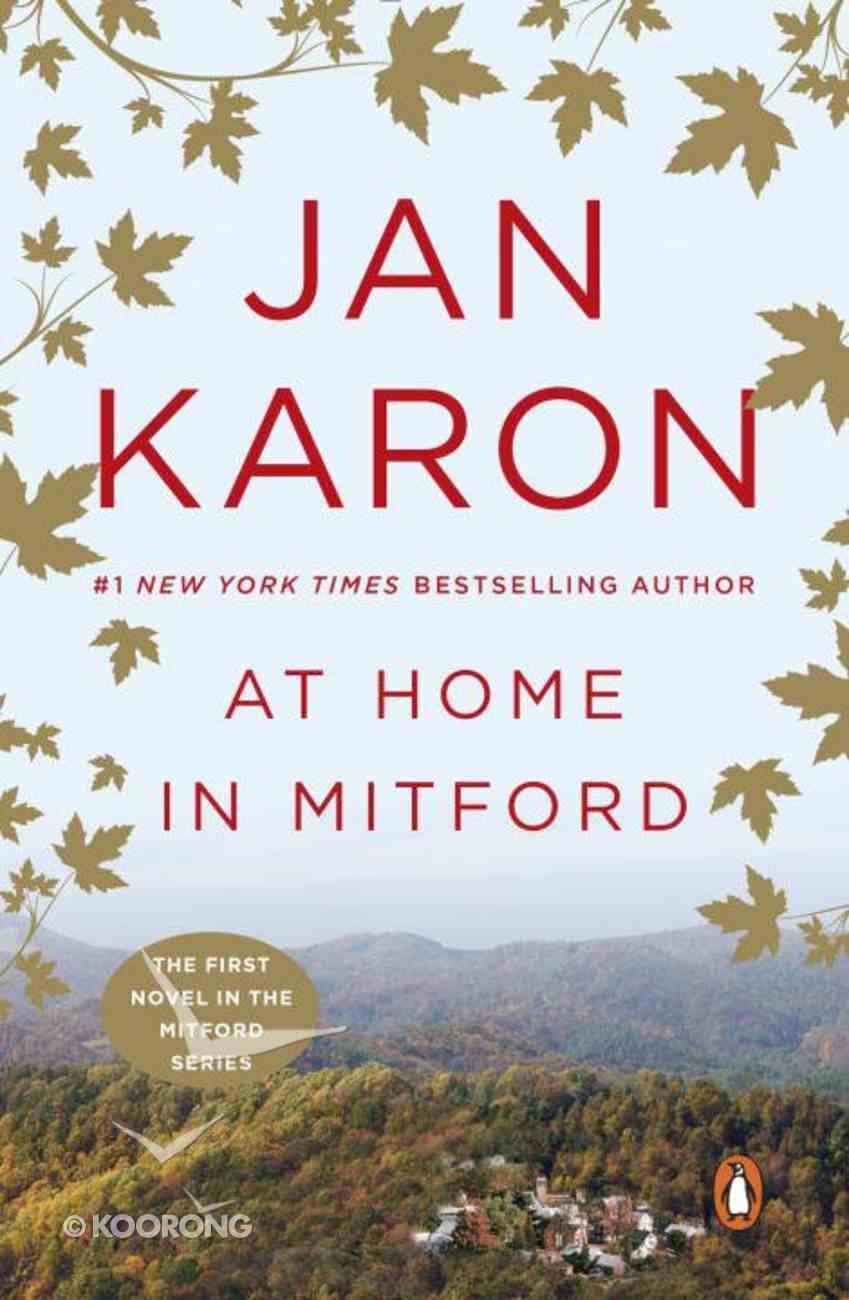 At Home in Mitford (#01 in Mitford Years Series) Paperback