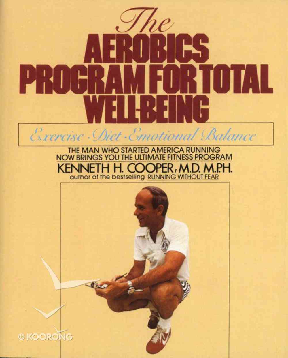 Aerobics Program For Total Well-Being Paperback