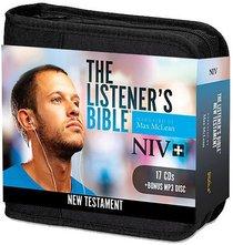 Album Image for NIV Listener's Audio Bible New Testament (17 Cds) - DISC 1