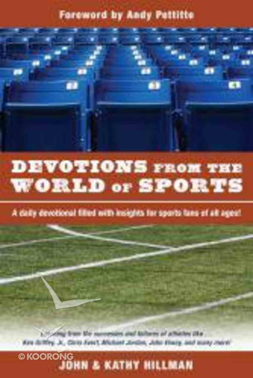 Devotions From the World of Sports Paperback