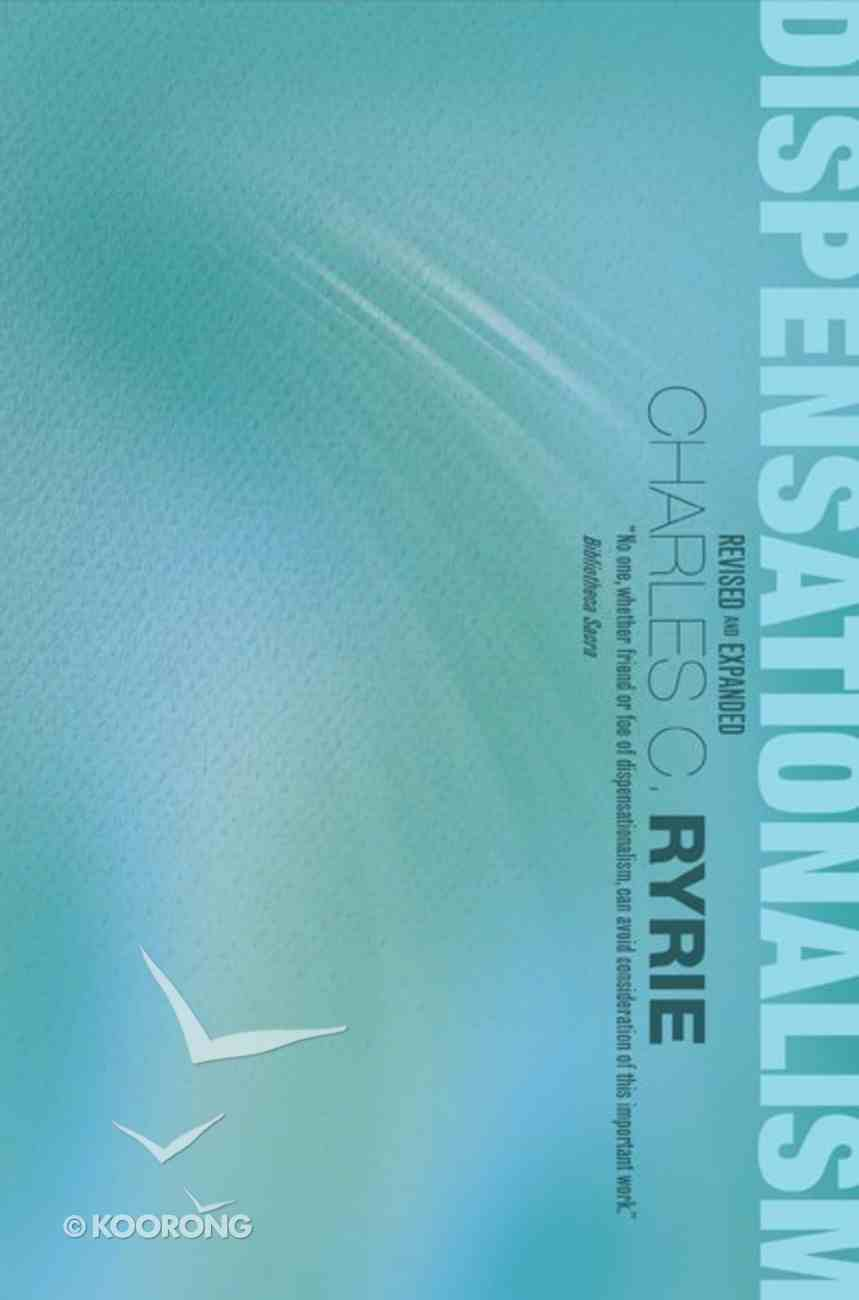 Dispensationalism Paperback