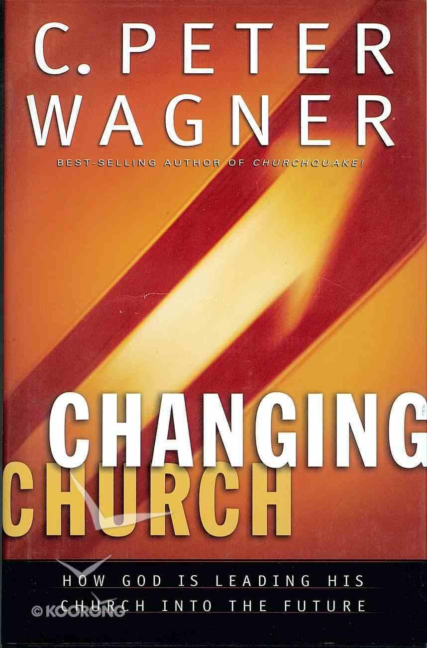 Changing Church Hardback
