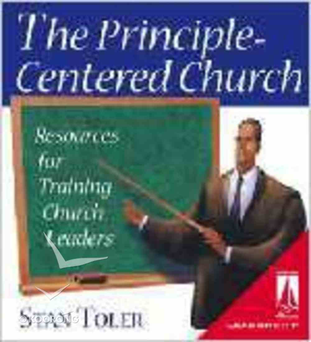 The Principle-Centered Church (Lifestream Resources Kits Series) Ring Bound
